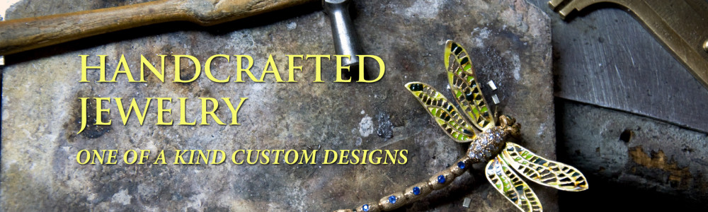 handcrafted jewelry, joao cesar jewelers, one of a kind designs, fine jewelry, baltimore jeweler, cesar jewelers, handmade jewelry